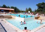 Camping avec Parc aquatique / toboggans Lot et Garonne - Camping De Bergougne-1