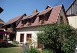 Hôtel Rosheim - Chambres d'hôtes La Parpaillotte-3