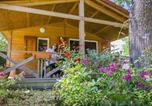 Camping avec Chèques vacances Meyrueis - Camping Sites et Paysages Les 2 Vallées-4