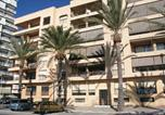 Location vacances Santa Pola - Four-Bedroom Apartment Santa Pola with Sea View 01-1