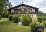 Location vacances Oberaudorf - Ferienwohnung Stigloher im Bergschlößl-1