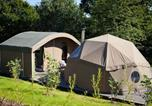 Camping avec WIFI Siouville-Hague - Durrell Wildlife Camp-4