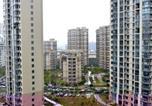 Location vacances Qingdao - Liziyuan Boutique Apartment Jinxiu-4