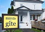 Hôtel Mashteuiatsh - La Maison Banville-1