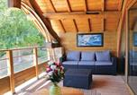 Location vacances Villette-d'Anthon - Holiday Home Panossas with a Fireplace 01-2