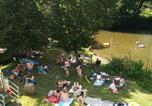 Camping en Bord de rivière Aquitaine - Camping Le Clupeau-4