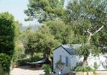 Camping avec Spa & balnéo Eze - Castel Domaine de la Bergerie-2