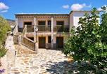 Location vacances Alpujarra de la Sierra - Cortijo Fuentezuelas-3