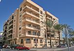 Location vacances Santa Pola - Four-Bedroom Apartment Santa Pola with Sea View 01-2