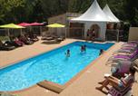 Camping avec Bons VACAF Fleury - Camping des Sources-1