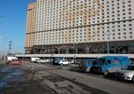 Hôtel Koroliov - Mini Hotel Sindbad-1