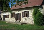 Location vacances Nontron - Holiday Home Beynac Cottage Saint Saud Lacoussiere-3