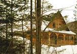 Location vacances Saint-Michel-des-Saints - Cap à l'Aigle 4br Chalet - Domaine Val Nature-2