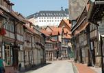 Location vacances Stolberg (Harz) - Ferienhaus Haus am Wald-1