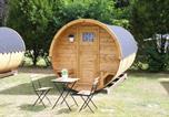 Camping avec Piscine couverte / chauffée Allemagne - Knaus Campingpark Elbtalaue/Bleckede-3