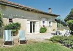 Location vacances Montagrier - Holiday Home Le Ferme De Monet-3