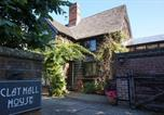 Hôtel Long Melford - Clay Hall House Luxury B&B-3
