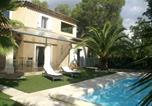 Location vacances Mouans-Sartoux - Villa Mouans-Sartoux-2