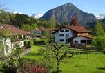 Location vacances Oberstdorf - Ferienwohnungen Thannheimer-2