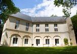 Location vacances Saint-Vaast-sur-Seulles - Château de Tilly-sur-Seulles-1
