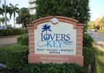 Location vacances Estero - Lovers Key Resort Unit 504 - Canal/Bay Front Condo-3