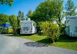Camping avec Piscine couverte / chauffée Dinard - Camping de L'Ile Verte-2