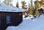 Location vacances Hamar - Four-Bedroom Holiday Home in Sjusjoen-3