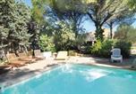 Location vacances Lirac - Holiday home Chemin de Planas-1