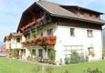 Location vacances Hermagor - Apartment Gästehaus Pernull 1-1