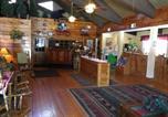 Location vacances Cherokee - Smoky Falls Lodge-1