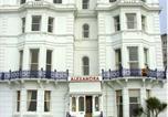 Hôtel Eastbourne - Alexandra Hotel-4