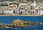 Location vacances Mont-ras - Apartment El Niu De Calella Calella De Palafrugell-3