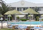 Hôtel Boyalık - Altin Yunus Apart Beach Plus-4