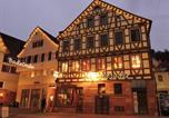 Hôtel Bad Teinach - Hotel Restaurant Rössle-3