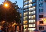 Hôtel Ixelles - Ibis Styles Hotel Brussels Louise-4