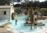 Camping avec Hébergements insolites Cannes - Camping de la Treille-2