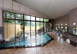 Hôtel Aizuwakamatsu - Ashinomaki Prince Hotel-4