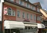 Hôtel Schonach - Hotel Café Adler-3