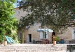 Location vacances Bourdic - Le Mas des grands Chênes-1