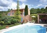 Location vacances Rustrel - Two-Bedroom Holiday Home Villars 0 01-1