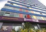 Hôtel Great Glen - Premier Inn Leicester City Centre-1
