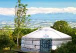 Camping avec Hébergements insolites Formiguères - Yelloh! Village - Le Bout Du Monde-3