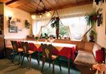 Location vacances Rimbach - Gästehaus Fidelis-2