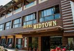 Hôtel Mussoorie - Hotel Mid Town by Royal Collection Hotels