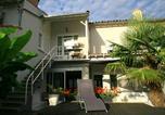 Hôtel Villefranche-d'Albigeois - Chambre d'Hôte L'Alibi-4