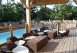Camping avec Ambiance club Naujac-sur-Mer - Domaine de Soulac-3