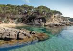 Location vacances Castell-Platja d'Aro - Seven-Bedroom Holiday home with Sea View in Platja d´Aro-1