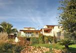 Location vacances Tanneron - Holiday Home Les Adrets d l'Esterel with Fireplace I-1