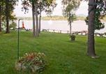 Location vacances Burlington - Willow Cabin at Garden Island-1