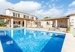 Location vacances Moscari - Fabulous Villa in Caimari with Private Pool-3